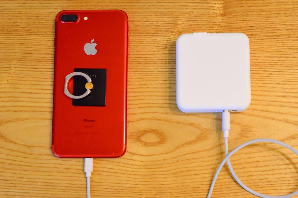 おすすめモバイルバッテリーとiPhone7