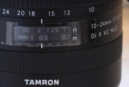 ISO感度の設定_ISO100で撮影した写真のトリミング