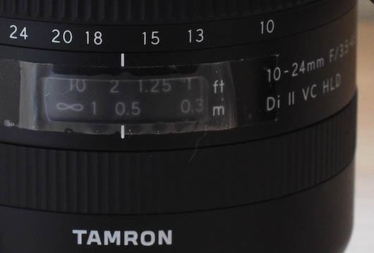 ISO感度の設定_ISO640で撮影した写真のトリミング